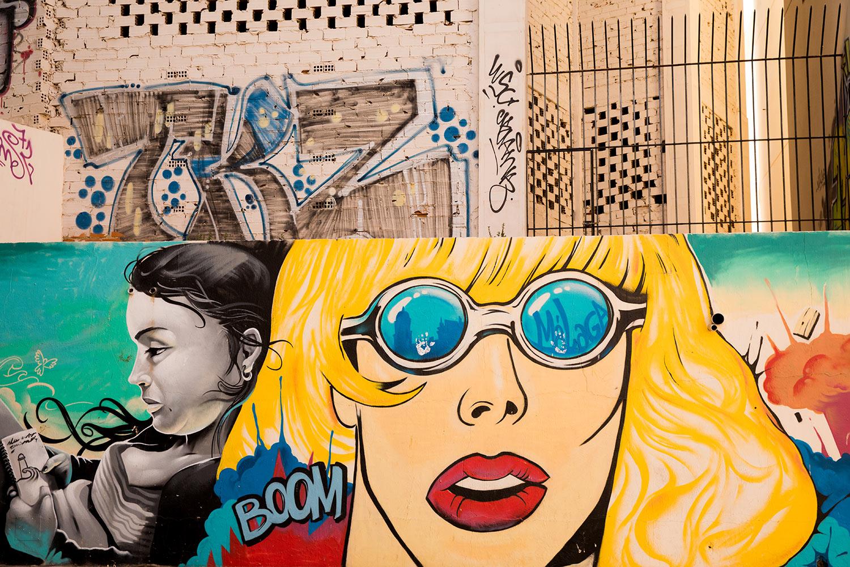 Street art Málaga