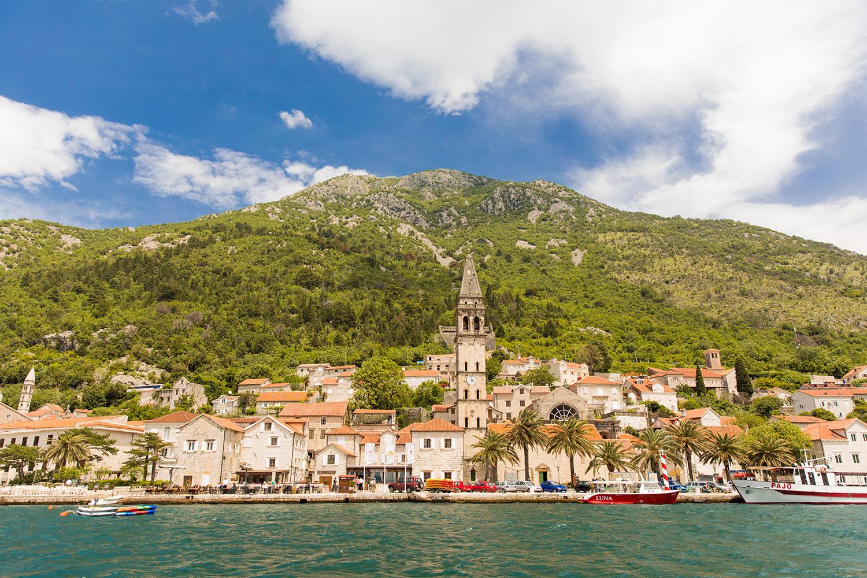 Reisfotografie Montenegro