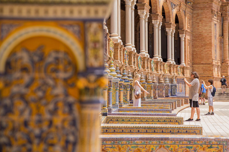 Reisfotografie Sevilla